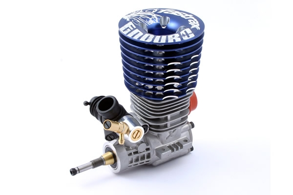 Image Of Fastrax ENDURO Twenty One 3-Port Nitro Engine N/PS