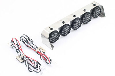 Fastrax 5 Light Cluster Bar with 18mm Lights FAST306-3
