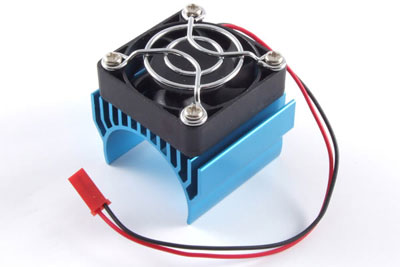 Fastrax 1/8th Aluminium Motor Heatsink Unit FAST36-6