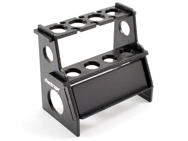 Fastrax Shock Absorber Building Station - Black FAST90SBK