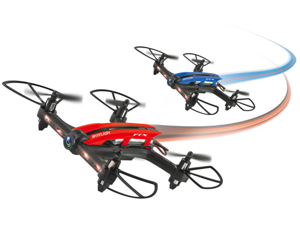 FTX SkyFlash Racing Drone Set with Goggles FTX0500
