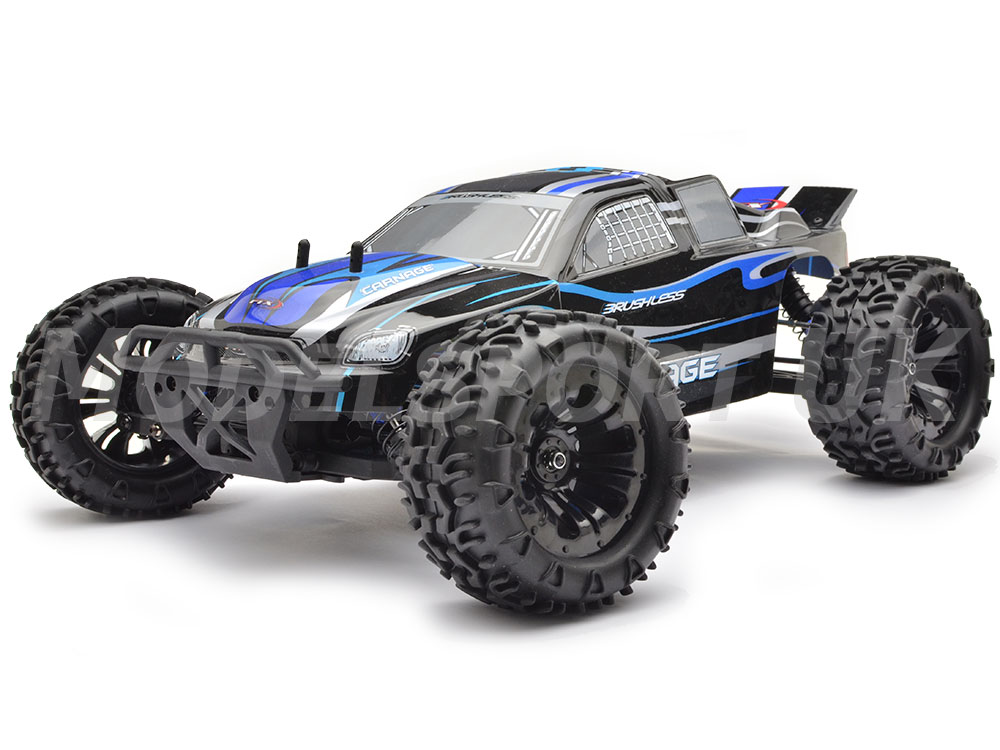 FTX Carnage 1/10 4WD Brushless Truggy RTR Waterproof FTX5543