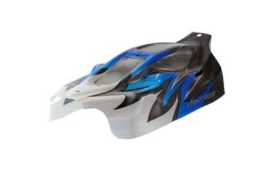 FTX Vantage Printed EP Buggy Body - Blue (Brushed) FTX6281