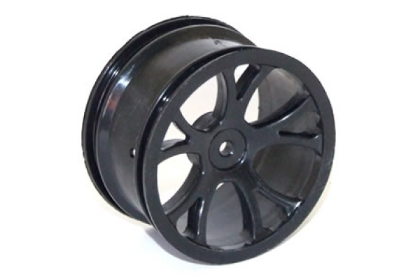 FTX Rear Buggy Wheel Black - Vantage FTX6306B