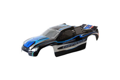 FTX Carnage Printed Body - Black Brushless FTX6342