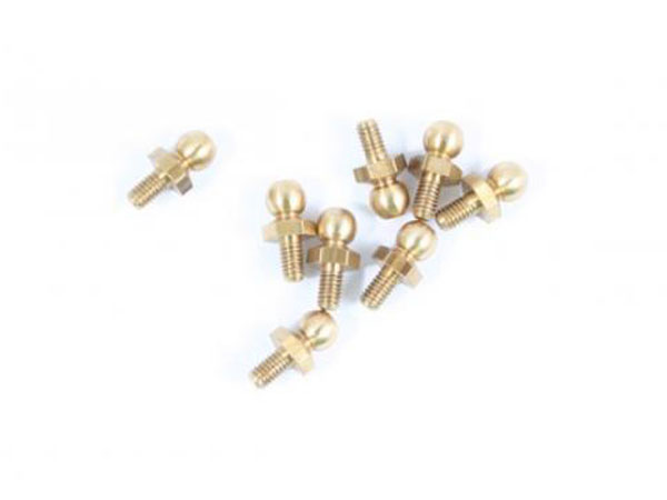 FTX Edge/Siege Front Steering Ball Studs (8) FTX6659
