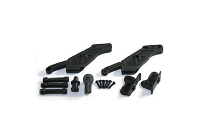 FTX Frenzy Rear Wing Mount Set & Posts FTX7045