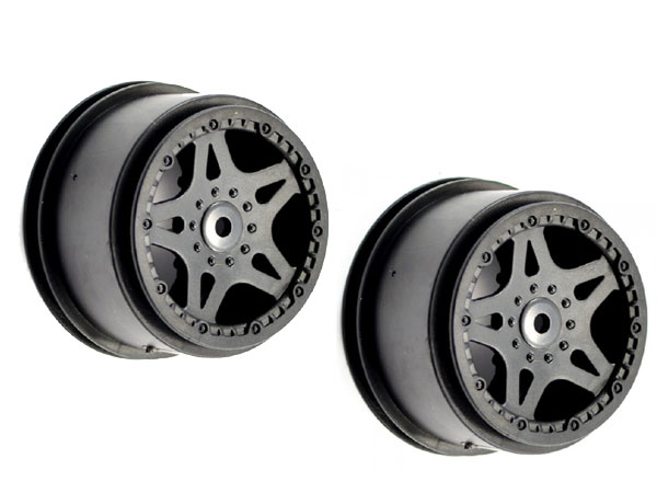 FTX Surge Dune Buggy Rear Wheels (2) FTX7221