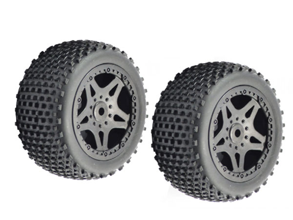 FTX Surge Dune Buggy Rear Wheels and Tyres (2) FTX7222