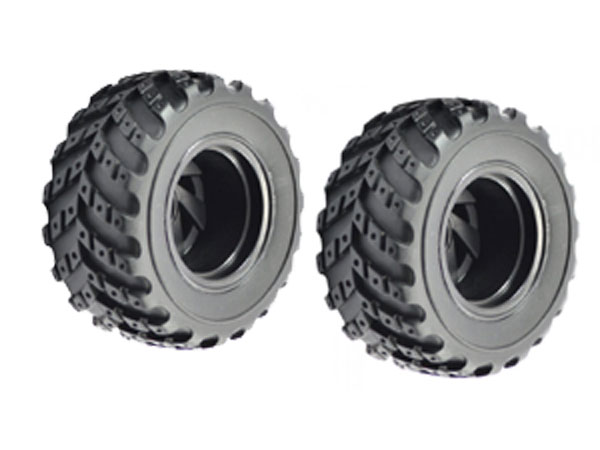 FTX Surge Truck Wheels and Tyres (2) FTX7232
