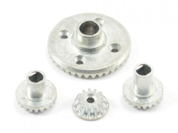 FTX Surge Diff Bevel Gears and Diff Drive Gear (Metal) FTX7256
