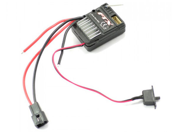 FTX Surge Standard Brushed ESC/ Receiver Unit FTX7269
