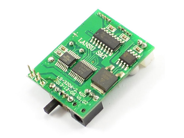 Image Of FTX Ibex ESC and Receiver Board
