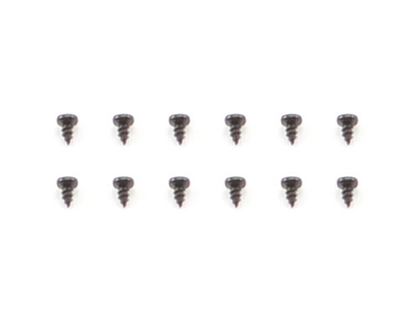 FTX Washer Head Self Tapping Screws 1.4x2.3mm (12) FTX7445