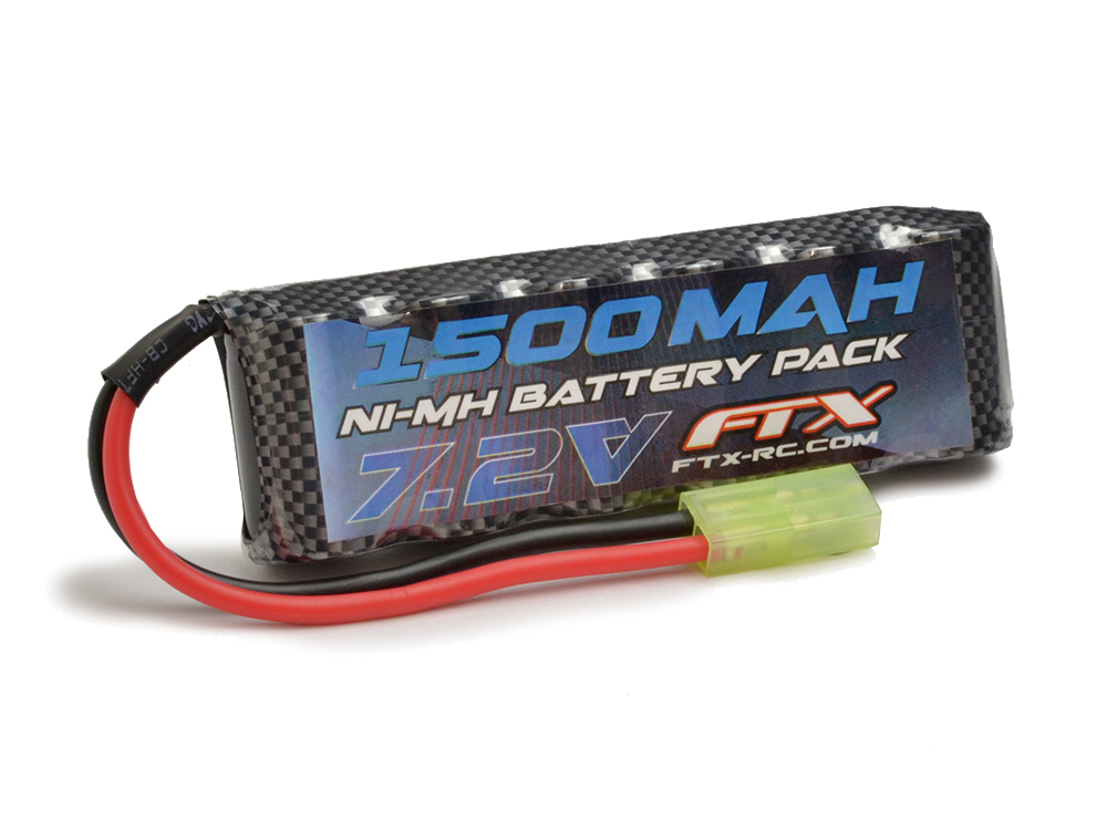 FTX Outback 7.2v 1500mAh Battery Pack FTX8175