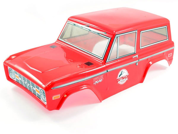 ../_images/products/small/FTX Outback Painted Treka Bodyshell - Red