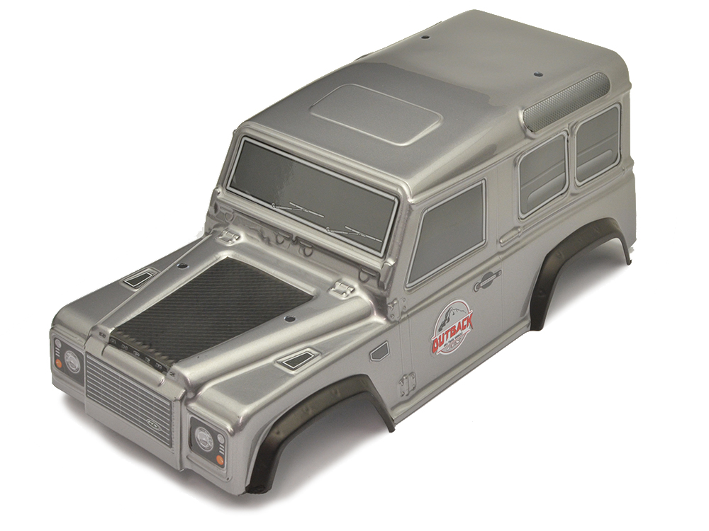 Bodyshells, Spares & Accessories from Modelsport UK