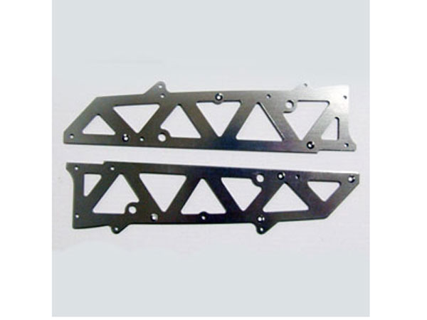 FTX Aluminium Chassis Side Plates (L/R) - Sidewinder FTX8500