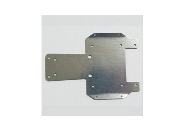 FTX Aluminium Rear Bottom Plate - Sidewinder FTX8506