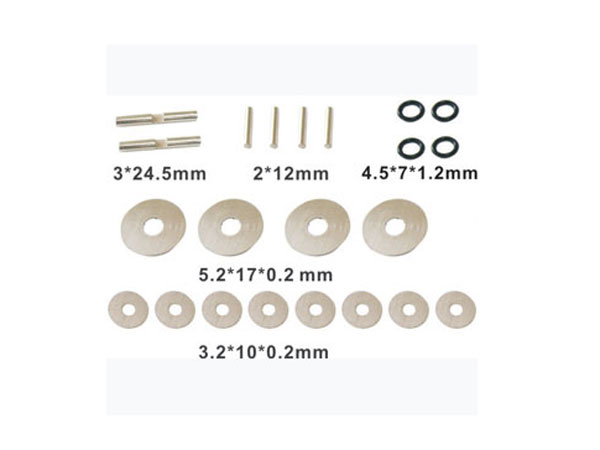 FTX Diff Pins Washers and O-Rings - Sidewinder FTX8523