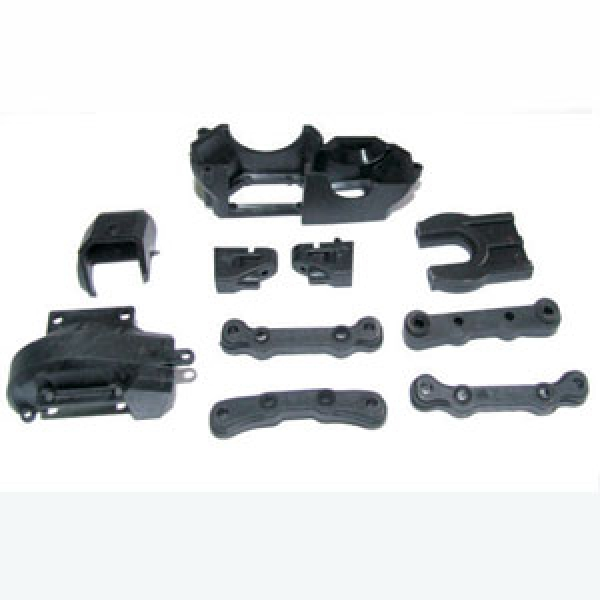 FTX Viper Centre Diff. Mount Set And Suspension Mount Set FTX8661