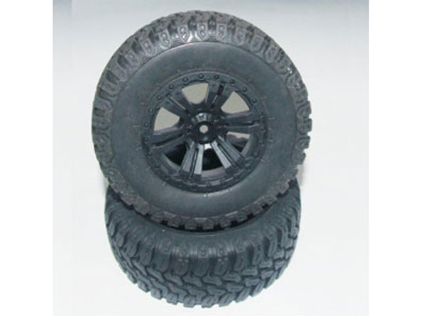 FTX Viper Mounted Wheels And Tyres Complete FTX8669