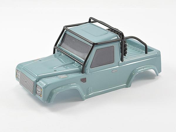 FTX Outback Mini 2 0 Ranger 1:24 Ready-to-Run - Dark Blue