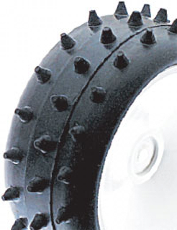 Schumacher Full Spike Fronts- Soft CAT T652