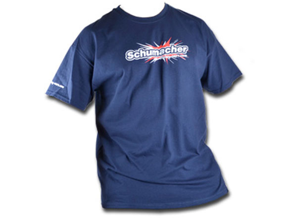 Schumacher Navy T-Shirt - Medium G342M