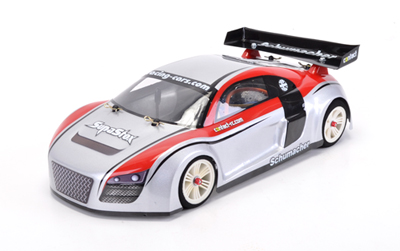 Schumacher SupaStox GT12 Body - Type AU G903