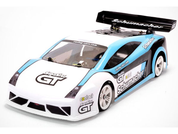 Schumacher SupaStox GT12 Body - Type L G906