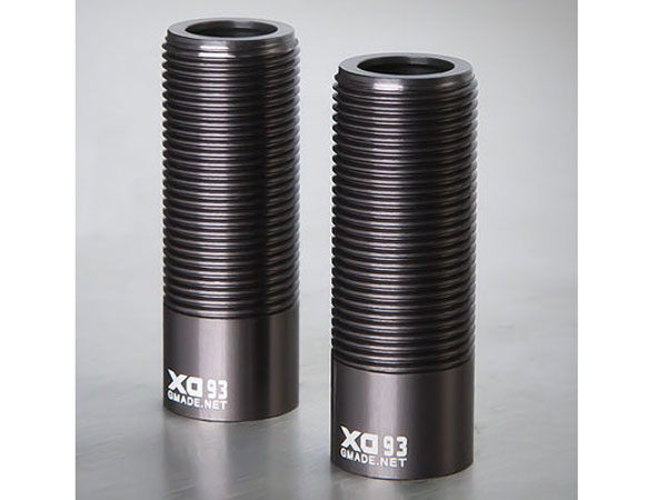 GMade Aluminum Shock Bodies For XD 93mm Shock GM0020013