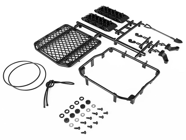10th Scale Off Road Roof Rack And Accessories Gm40080