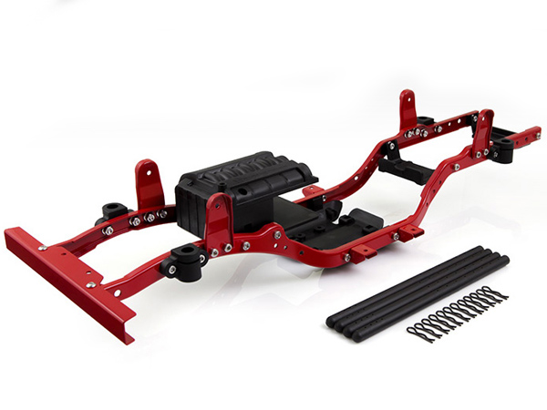 GMade GS01 Red Frame Set GM52401S