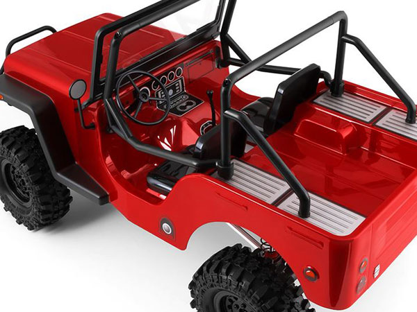 GMade SAWBACK 4LS Crawler Kit GM55000