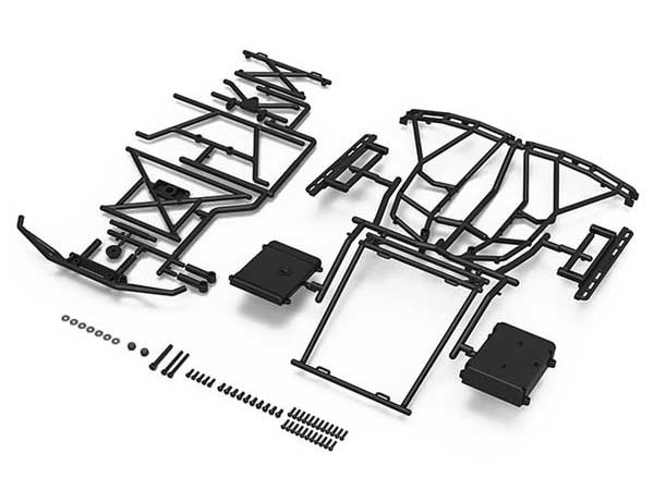 Gmade 110 Gs02 Ts Chassis Kit Gm57002