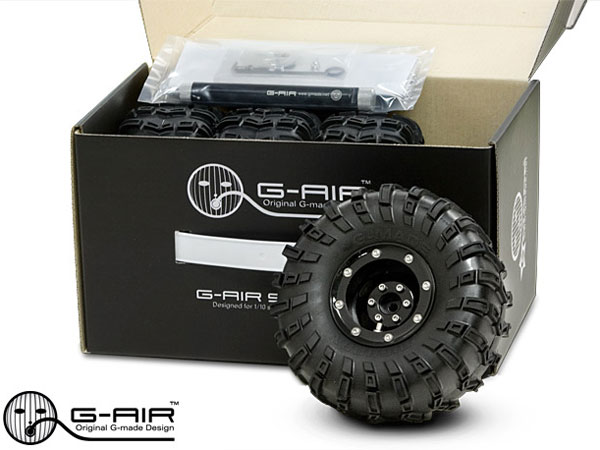 GMade 2.2 G-air System (All in one box) 1/10 Rock Crawlers R1 GM70080