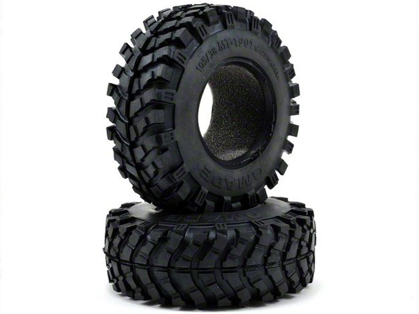 GMade 1.9 Mt 1901 Off-road Tires (2) GM70164