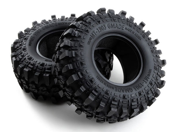 GMade 1.9 MT 1903 Off-Road Tyres (2) GM70284