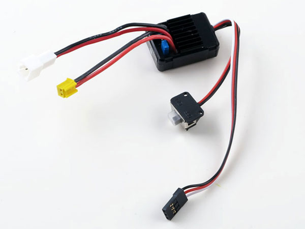Image Of Kyosho Speed Controller - 1/8 Motorbike