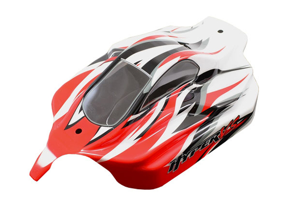 HoBao Hyper VS Printed Body - Red H85033R