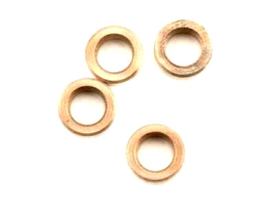 HoBao Hyper 7 Bushing  6x10mm For Steering H87060