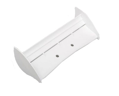 Ho-Bao Hyper 8 Rear Wing White H88035