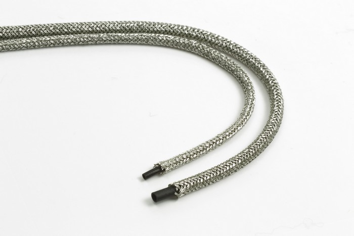 Tamiya Braided Hose 2mm Outer Dia 12662