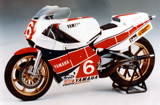 Tamiya YZR500 (OW70) Taira Version Ltd 14075