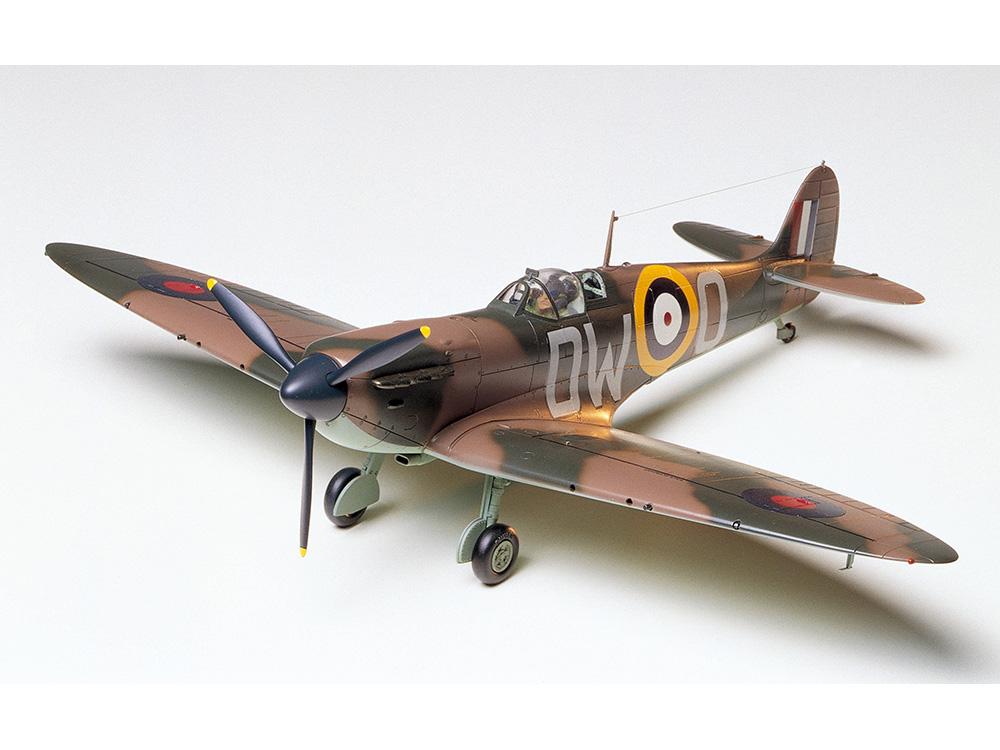Tamiya 1 48 Supermarine Spitfire Mk I 61032
