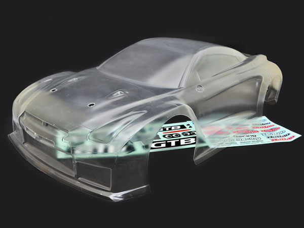HoBao Hyper Clear Bodyshell Long HOP-0026