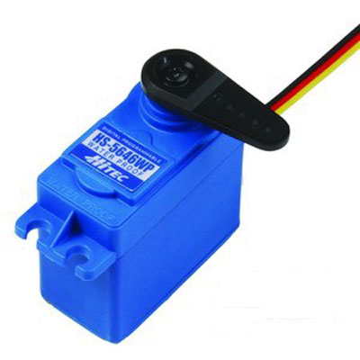 Hitec HS-5646WP Waterproof Servo (High Voltage) HS5646WP