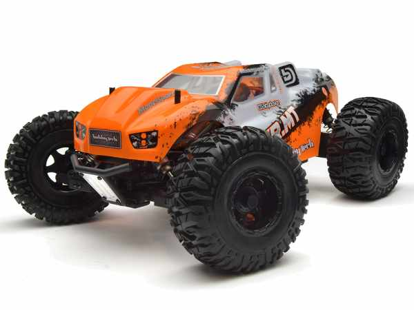 0d99645eb0 HobbyTech BXR MT 1/10th ARTR 4WD Monster Truck (Brushless) HT-1-BXR-MT