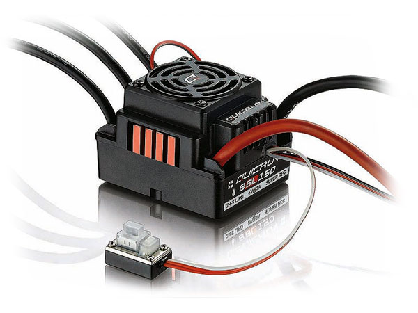 Image Of Hobbywing QUICRUN WP8BL150 BL ESC